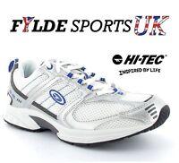 Men's Hi-Tec R111 Lightweight Running Sports Cross Trainers Size 7-11 UK