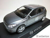 1:38 HYUNDAI i30 Elantra Steel Gray MINICAR DIECAST KOREA TOYS SCALE MODEL CARS