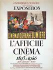 EXPOSITION - L'AFFICHE DE CINEMA
