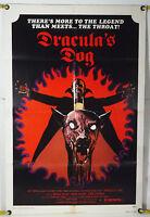 DRACULA'S DOG FF ORIG 1SH MOVIE POSTER REGGIE NALDER HORROR (1978)