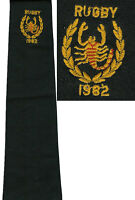 SCORPION RUGBY FOOTBALL CLUB, TRANSVAAL, SOUTH AFRICA  RUGBY TIE