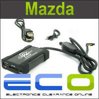 Mazda USB SD AUX Interface Adaptor RX8 / 2 / 3 / 5 / 6 T1 Audio T1-CTAMZUSB001