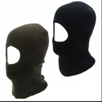 HIGHLANDER (Scotland) ARMY STYLE OPEN FACE BALACLAVA -HIKE CADET SCOUT TA SAS