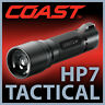 COAST H P7 Tactical High Performance Police EMS 251 Lumen LED Torch