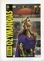 BEFORE WATCHMEN: OZYMANDIAS #1 1:25 INCENTIVE VARIANT COVER