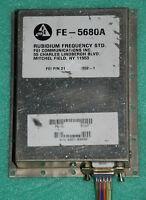 FE-5680 Rubidium Atomic Frequency Standard 10MHz 1PPs