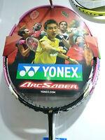100% YONEX Arcsaber 9FL ARC-9FL BADMINTON RACKET RACQUET