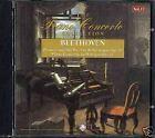 BEETHOVEN - Piano concertos n. 2 & D major (CD New)