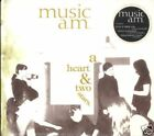 MUSIC A.M. A heart & two stars CD Sealed