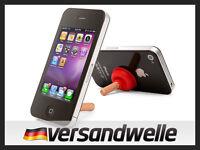 iPlunge Ständer Pömpel Halter Halterung für iPhone, iPod, iPod Touch, Handy