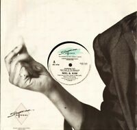 """MEL AND KIM showing out/system SUPE T 107 uk supreme 1986 12"""" CS EX/EX"""