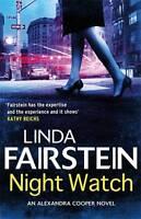 Night Watch (Alexandra Cooper), Fairstein, Linda, Very Good condition, Book