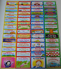 LOT 60 Books Leveled Easy Readers Beginning Reading Preschool Kindergarten Kids