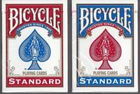 2 DECKS Bicycle 808 Rider Back classic playing cards