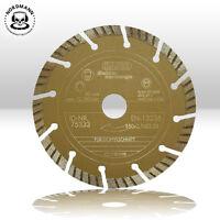 8 Diamond Cutting Disc ø 150 mm GOLD for BAIER milling cutter Slot machine