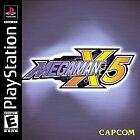 Mega Man X5 (Sony PlayStation 1, 2001)