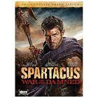 Spartacus: War of the Damned (DVD, 2013, 3-Disc Set)
