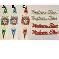 Malvern Star decals Choice of styles vintage road/path