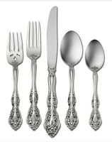 MICHELANGELO  66 piece set Service for 12 Oneida Stainless Flatware NEW