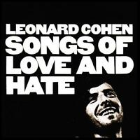LEONARD COHEN - SONGS OF LOVE AND HATE D/Remaster CD w/BONUS Track *NEW*