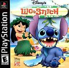 Disney's Lilo & Stitch (Sony PlayStation 1, 2002)