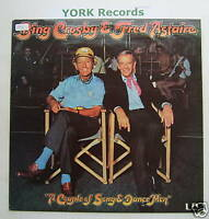 BING CROSBY & FRED ASTAIRE - Song & Dance - Ex Con LP