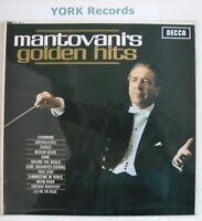 MANTOVANI - Golden Hits - Excellent Condition LP Record