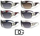 Womens Oversized Rimless Fashion Shield DG Eyewear Sunglasses - Pick your color!