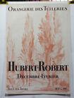 Affiche d'Art / Art poster, HUBERT-ROBERT lithographie Mourlot