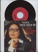 Nana Mouskouri  -  aber die Liebe bleibt