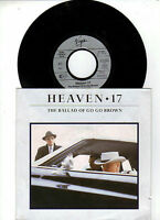 Heaven 17     -   The Balled of go go Brown