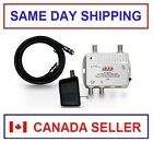Channel Master CM 3412 Cable TV Antenna Distribution Amplifier Booster CM3412