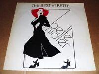 BETTE MIDLER the best of bette uk K 50530 LP PS EX/EX
