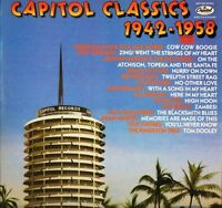 CAPITOL CLASSICS 1942 - 1958 MFP 5610 mono uk music for pleasure LP PS EX/EX