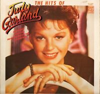JUDY GARLAND the hits of judy garland LP PS EX/EX music for pleasure MFP 50348