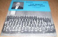 COR MEIBION ORFFIWS Y RHOS LP PS EX/EX male voice choir CLP 579
