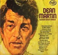 DEAN MARTIN swingin' down yonder MFP 50066 LP PS VG/EX uk music for pleasure