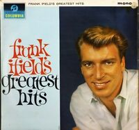 FRANK IFIELD greatest hits 33SX 1633 uk columbia LP PS VG/EX writing on sleeve