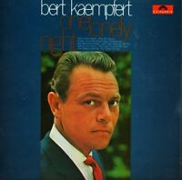 BERT KAEMPFERT AND HIS ORCHESTRA one lonely night LP PS EX/EX polydor 184 313