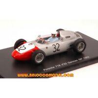 SPARK MODEL S1864 PORSCHE 718 H.WALTER 1962 N.32 14th GERMAN GP 1:43 DIE CAST