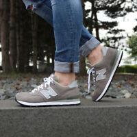 New Balance Schuhe Turnschuhe Sneaker Damen Herren Grau M574GS