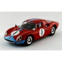 BEST MODEL BT9537 FERRARI 250 LM N.1 WINNER KYALAMI 1964 PIPER-MAGGS 1:43 MODEL