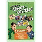 The Best of Bud Abbott  Lou Costello - Volume 4 (DVD, 2005, 2-Disc Set)