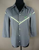 Süße DIESEL Bluse, Baumwolle+Stretch grau Gr. M Top !!!
