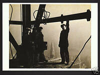 LEWIS HINE Empire State Building Steel Workers PHOTOGRAPH MODERN POSTCARD