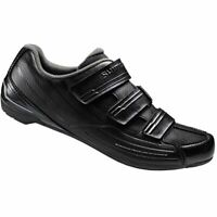 Shimano RP2 Road Bike SPD-SL Cycling Shoes in Black