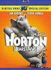 Dr. Seuss' Horton Hears a Who! (Blu-ray Disc, 2009, 2-Disc Set, Movie Cash)