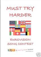 EUROVISION SONG CONTEST (PUB QUIZ TRIVIA QUIZZES NIGHT)