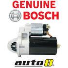 Genuine Bosch Starter Motor fits Mitsubishi Magna TE 3.0L 6G72 1996 - 1997