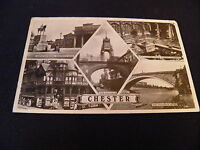 Cheshire Postcard Chester Multiview